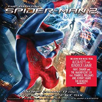 Hans Zimmer and The Magnificent SIX - The Amazing Spider-Man 2