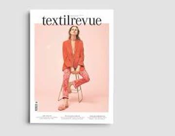 textilrevue Nr. 10/ 19. Juli 2017