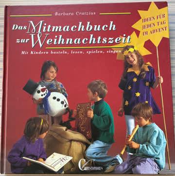 Das Mitmachbuch zur Weihnachtszeit