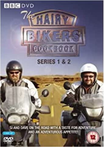Hairy Biker's Cook Book - Series 1 and 2 UK Import