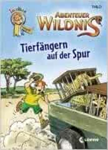 Leselöwen Champion - Abenteuer Wildnis