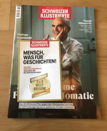 Schweizer Illustrierte Nr. 46