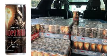 Iron Sky Vril-ya Energy Drink (Troyka) 24 per case
