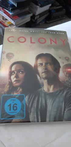 Colony Staffel 1 (3 DVD)