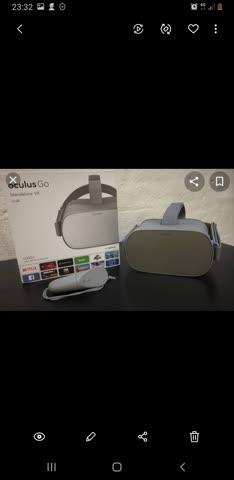 Oculus Go Brille 64 Gigabyte