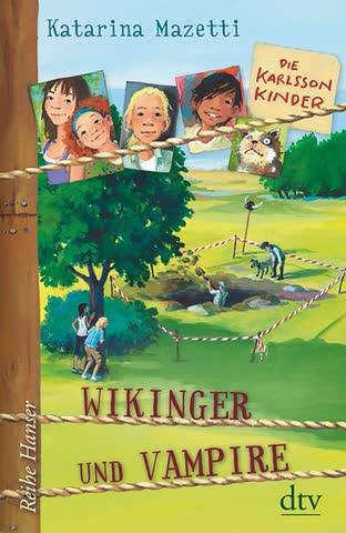 Die Karlsson-Kinder - Wikinger und Vampire