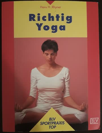 Richtig Yoga