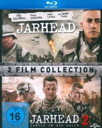 Jarhead / Jarhead 2 - 2 Film collection (2 Blu-rays)