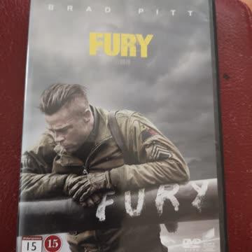 FURY mit Brad Pitt