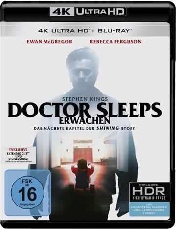 Doctor Sleeps Erwachen [4K Ultra HD + 2 Blu-ray]