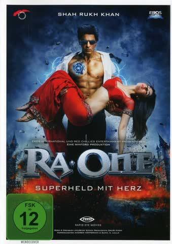 Ra One- Superheld mit Herz