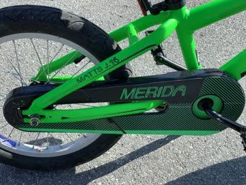 Kinderfahrrad 16 Zoll von Merida