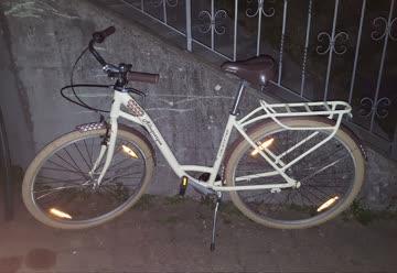 Damen-Fahrrad von Albuquerque