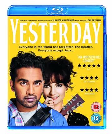 Yesterday (Blu-ray) [2019]
