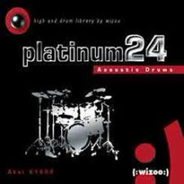 Wizoo Platinum 24 – Acoustic Drums