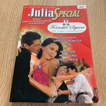 Julia Special - Forrester Square Band 5