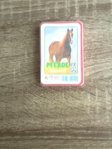 spielkarte Pferde