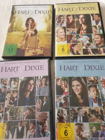 Hart of Dixie - Alle Staffeln