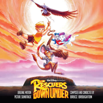 Bruce Broughton - The Rescuers Downunder