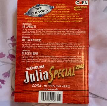 Julia Special 2002 - Die Coltons: Sonderband