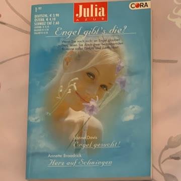 Julia Azur - Engel gibt`s die? Band 3