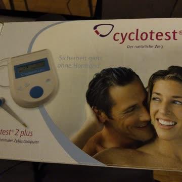 Zykluscomputer (Cyclotest 2 plus)