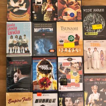 15 DVD (NEU, originalverpackt, Code 1, engl.)