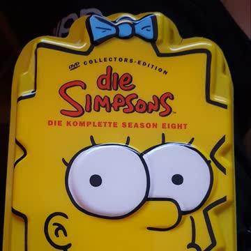 The Simpsons Season 8 Komplett