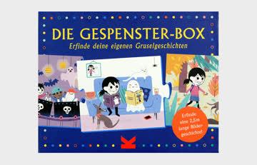 Die Gespenster-Box Erfinde deine eigenen Gruselgeschichten