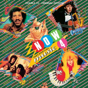 Verschiedene - NOW That's What I Call Music! 4 - 2CD