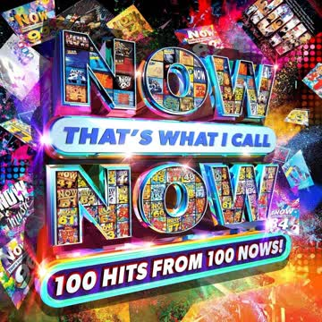Various - NOW That's What I Call Music! - 100 Hits from 100 NOWS!