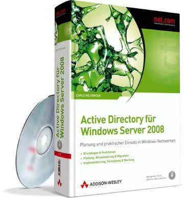 Active Directory für Windows Server 2008
