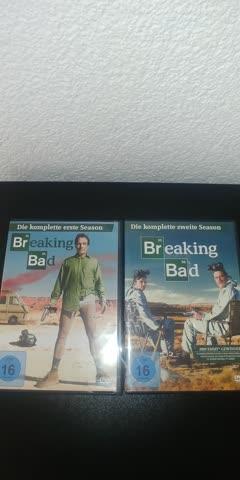 Breaking Bad Staffel 1+2