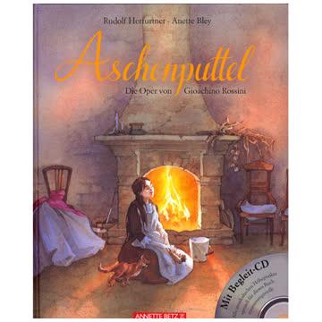 Aschenputtel - Die Oper von Gioachino Rossini mit CD