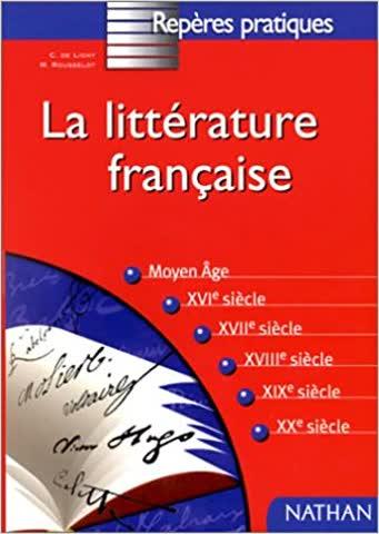 La Litterature Française (French Edition)