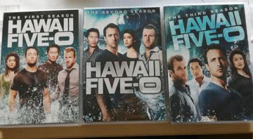 Hawaii five-0 season 1-3