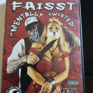 "Faisst ""Mentally Twisted"""