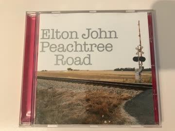 Elton John - Elton John - Peachtree Road