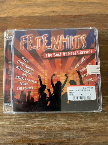 Queen - Fetenhits - The Best of Real Classics