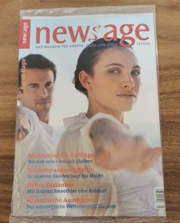 Newsage Das Magazin für Körper, Geist und Seele