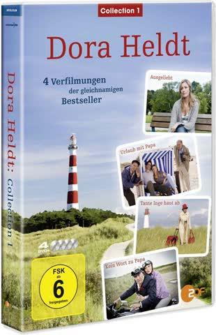 Dora Heldt - Collection 1 (4 DVDs)