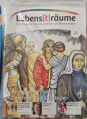 Lebensträume Das Magazin für Gesundheit und Bewusstsein