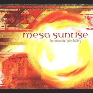 John Huling - Mesa Sunrise