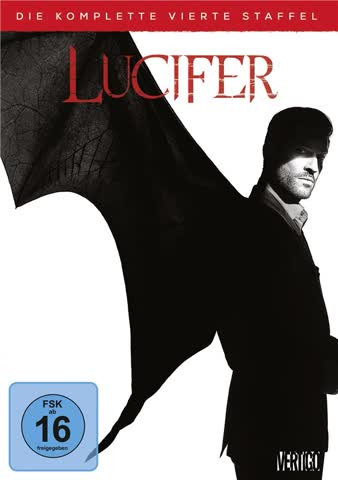 Lucifer - Staffel 4 (2 DVDs)