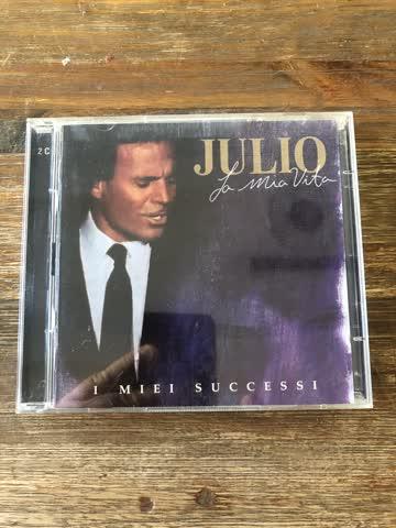 Julio Iglesias - La Mia Vita I MIEI Successi