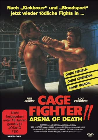 Cage Fighter 2