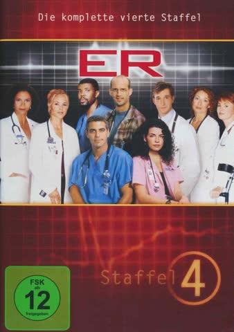 ER - Emergency Room Staffel 4