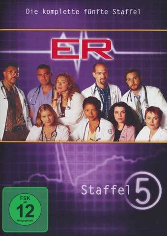 ER - Emergency Room Staffel 5