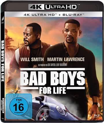 Bad Boys For Life (4K UHD + Blu-ray)