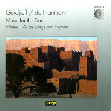 Linda Daniel-Spitz - p - Gurdjieff / de Hartmann – Music for the Piano